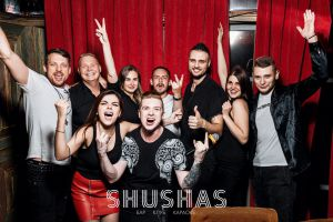 SHUSHAS Party 338