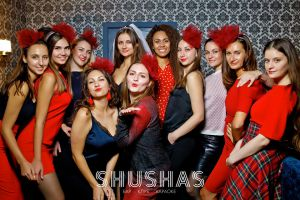 SHUSHAS Party 188